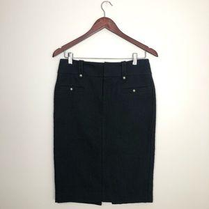 NEW Club Monaco Redford skirt navy